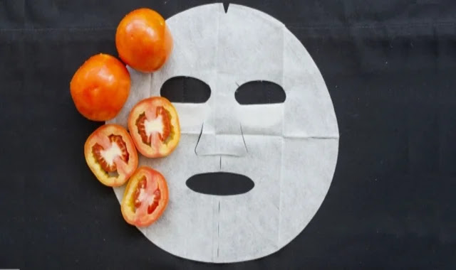 Tomato mask: various recipes for your skin problems