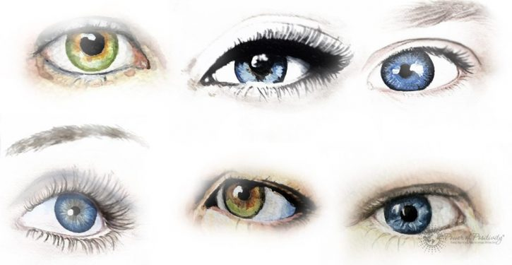 Color Of Your Eyes Reveals About You