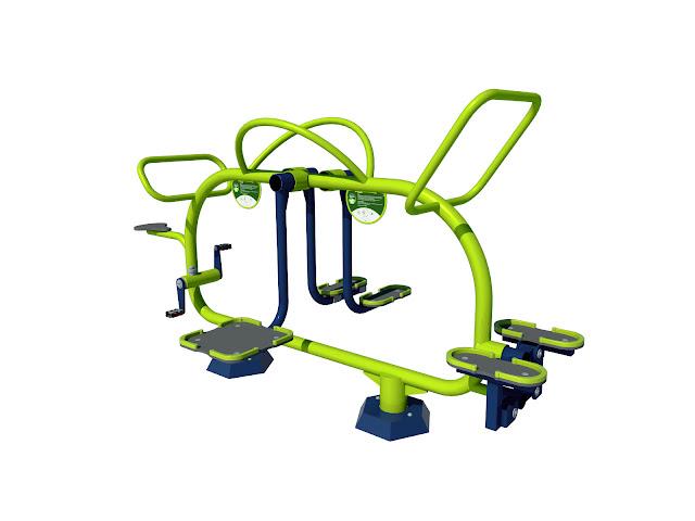 Kombo Combo siłownie dzieci dla szkół szkoły