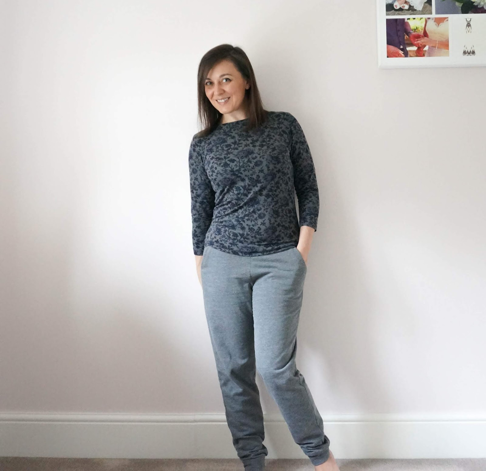 Tilly and the Buttons Stella Joggers pattern review