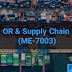 OR & Supply Chain (ME-7003)