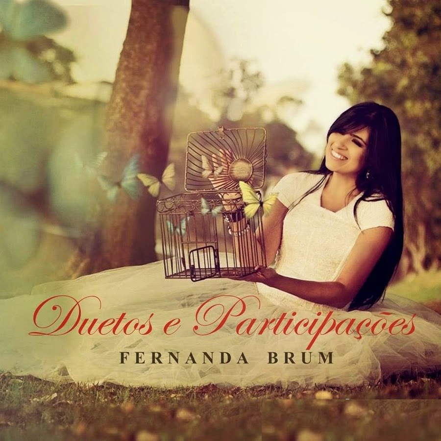 Baixar CD Fernanda Brum - Duetos e Participações (2014)