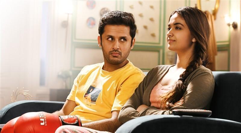 Rang De Hindi Dubbed Movie Cinematography