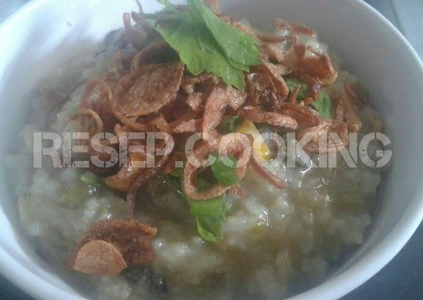 Resep Bubur Ayam Kalimantan || Bubur Ayam Asyura