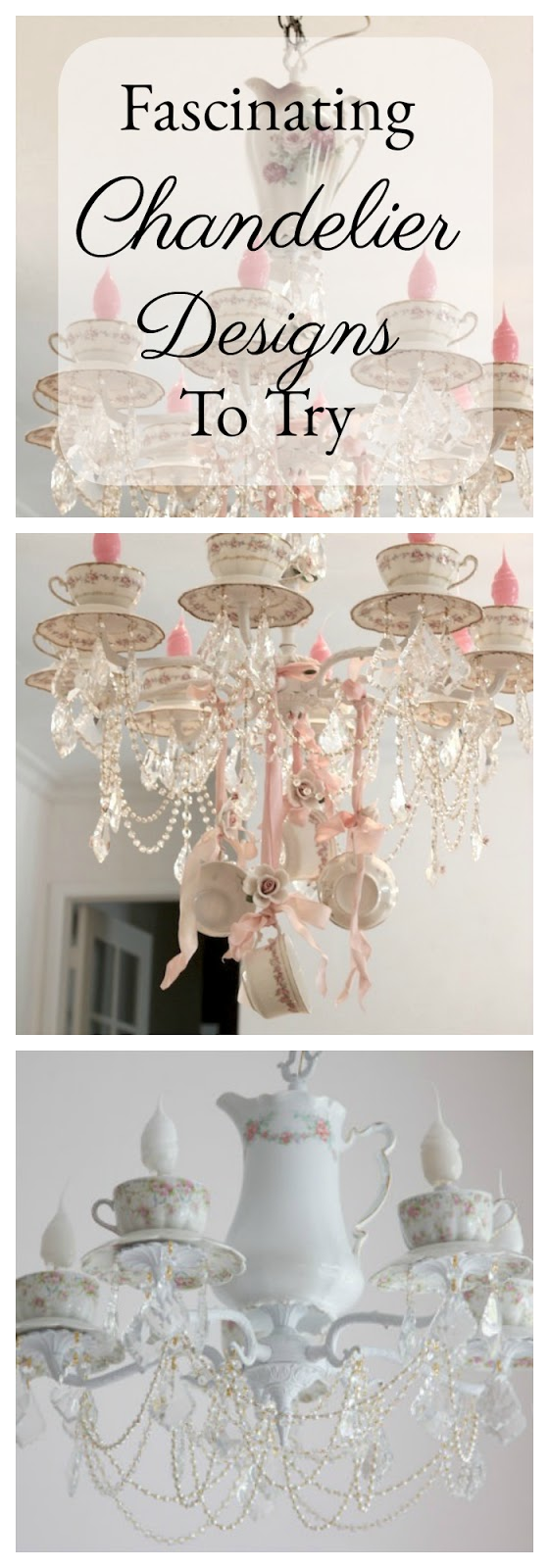 chandeliers you can make