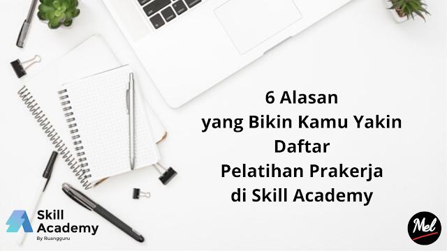 pelatihan kerja skill academy