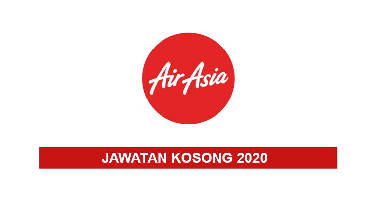 Jawatan Kosong Terkini di AirAsia Berhad