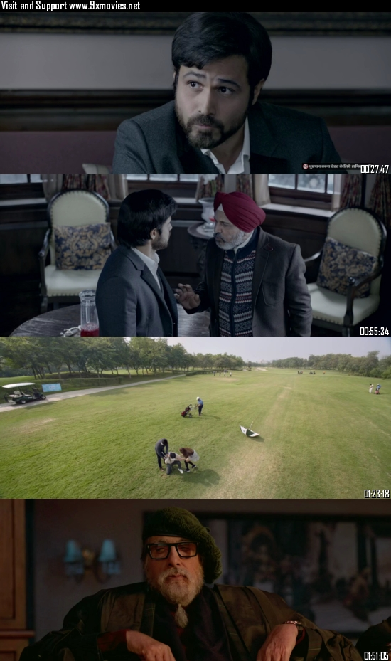Chehre 2021 Hindi 720p 480p WEB-DL [1GB 400MB]