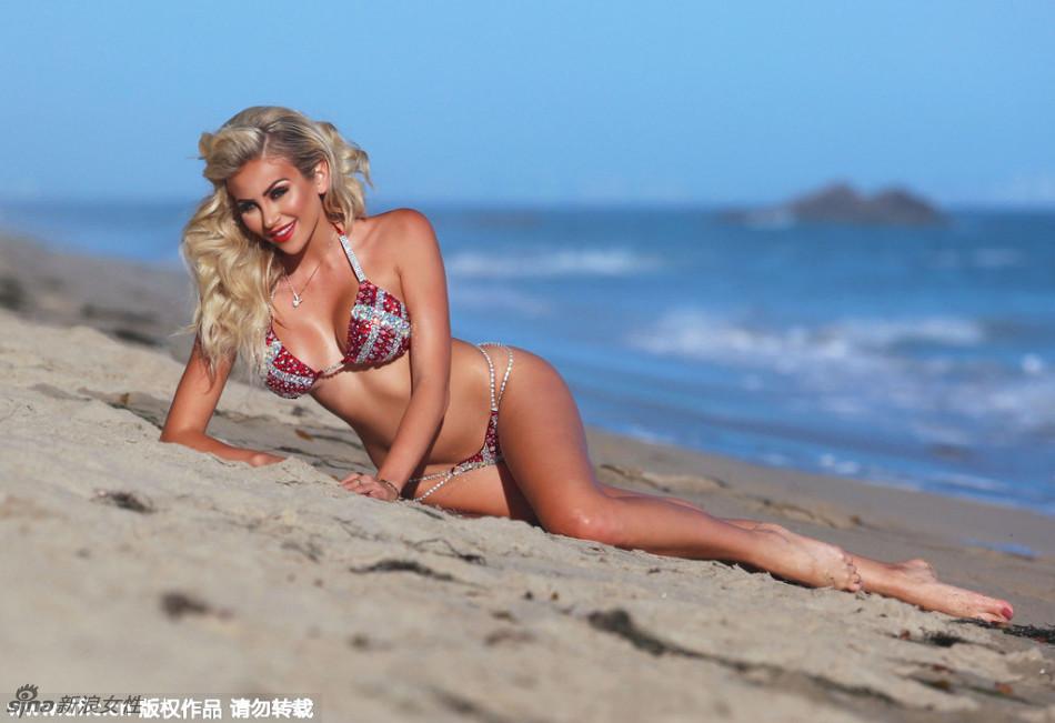 Supermodel Beach Barbie Commercials Show Ultimate Beauty Figure