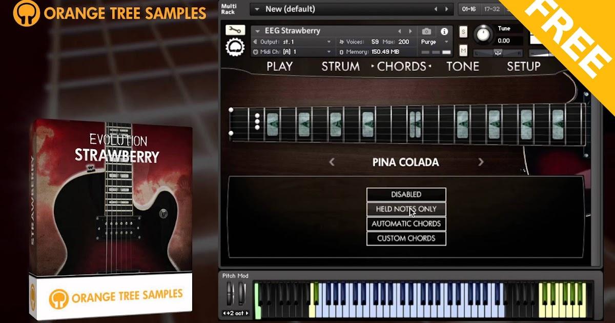 orange tree samples evolution electric guitar strawberry kontakt download torrent. Black Bedroom Furniture Sets. Home Design Ideas