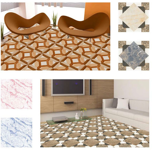 Porcelain Floor Tiles 600x600