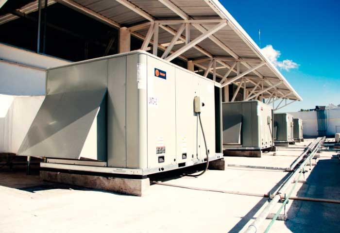 Instalaciones eléctricas residenciales - Economizadores de aire acondicionado