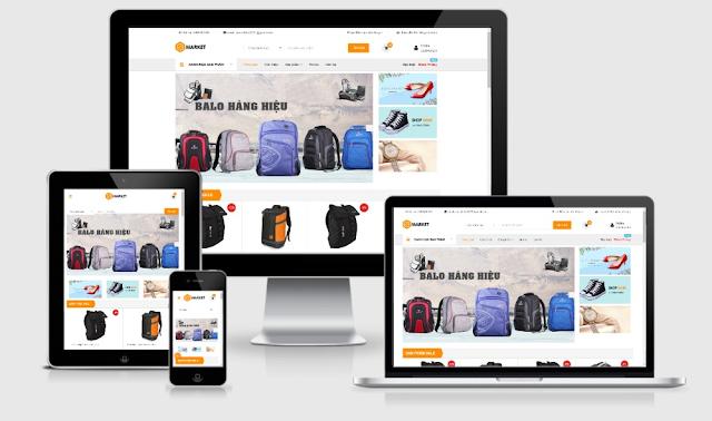 Zmarket Ecommerce Blogger Store Theme