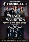 Reportagem: Phase Transition e King Baal @ Hard Club, Porto – 06/05/2021