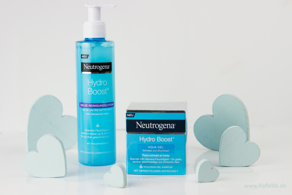 Review - Neutrogena Hydro Boost