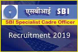 SBI SO Recruitment 2019 Apply Online for 477 Specialist Cadre Officers Posts @sbi.co.in /2019/09/sbi-specialist-cadre-officer-posts-recruitment-notification-apply-online.html