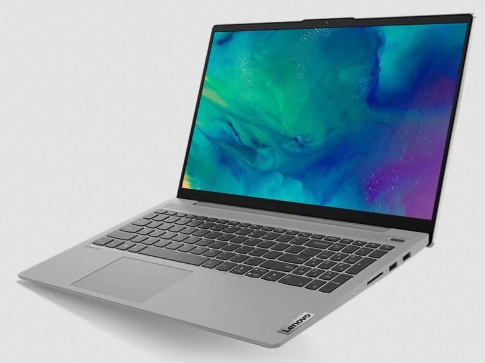 Lenovo IdeaPad Slim 5 J1ID, Laptop Layar Besar Bertenaga Ryzen 5 4600U