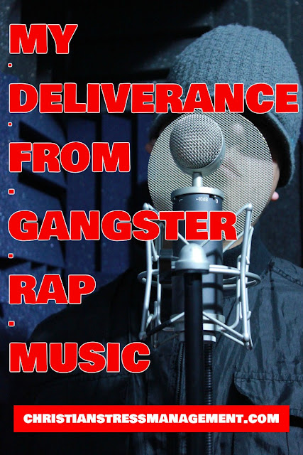 My Deliverance from Gangster Rap Music