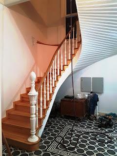 Tamamlanmış merdiven