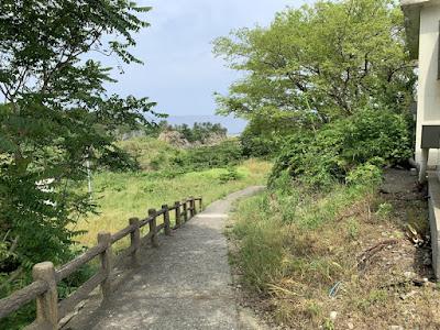 亀島遊歩道