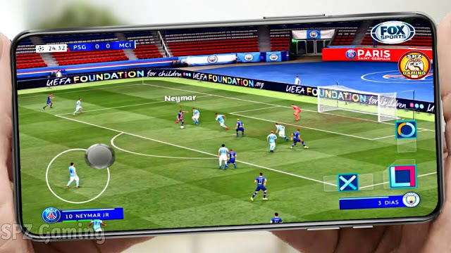FTS 22 MOD PES 2022 Apk+Obb Android Offline 300MB FHD Best Graphics New Faces Kits & Full Transfers