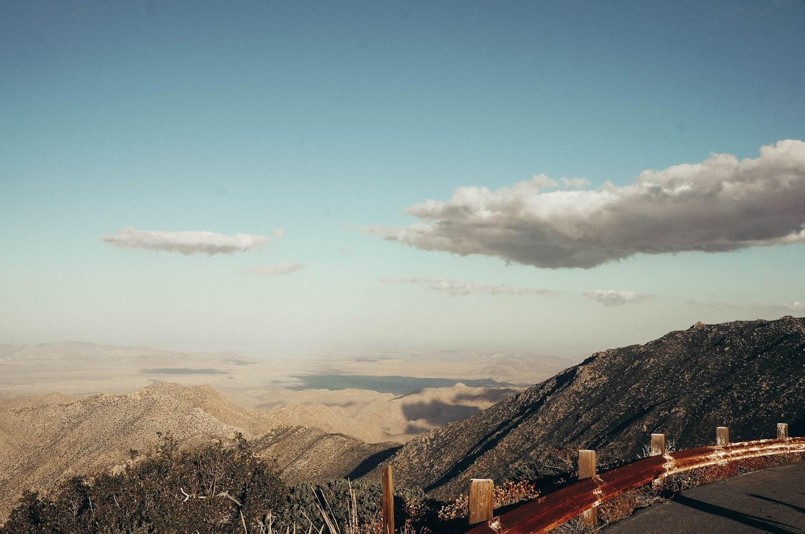 Mount Laguna Desert View