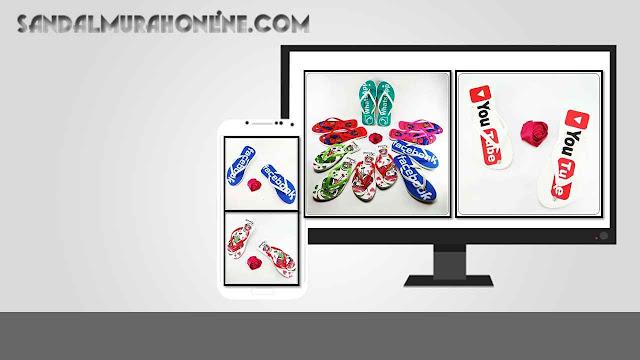 Sandal Wanita Terbaru - Sandal AMX CMR Spon Wanita
