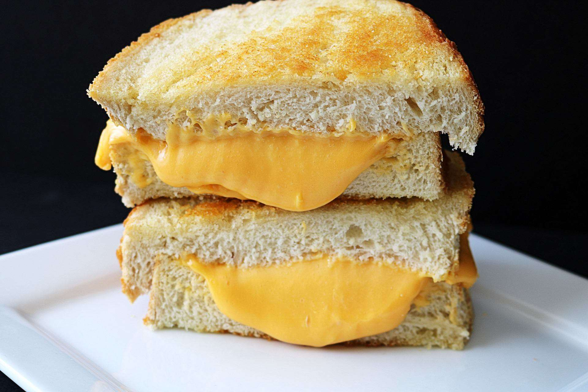 National Grilled Cheese Sandwich Day Wishes Sweet Images