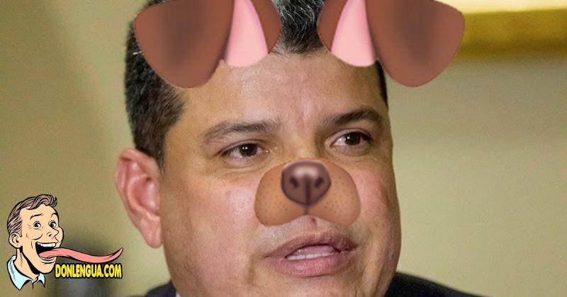 Diputado Luis Perra fue sancionado por la Unión Europea por colaborar con Maduro