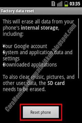 remove akun email google di hp android