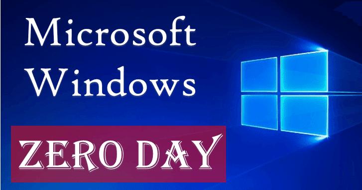 0-Day in MSHTML