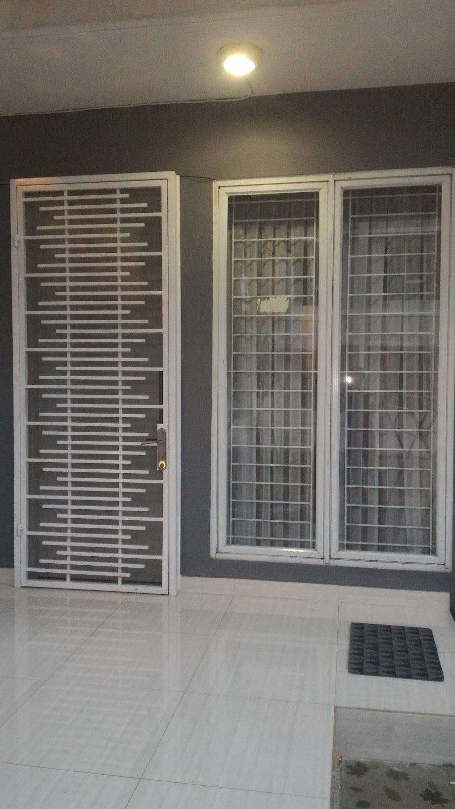 Contoh pintu minimalis modern - Bengkel Las Tangerang ...