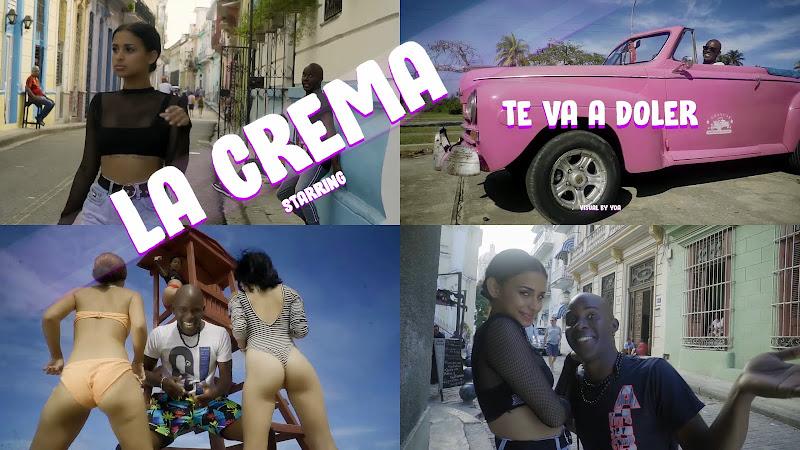 La Crema - ¨Te va a doler¨ - Videoclip - Director: YOA. Portal Del Vídeo Clip Cubano