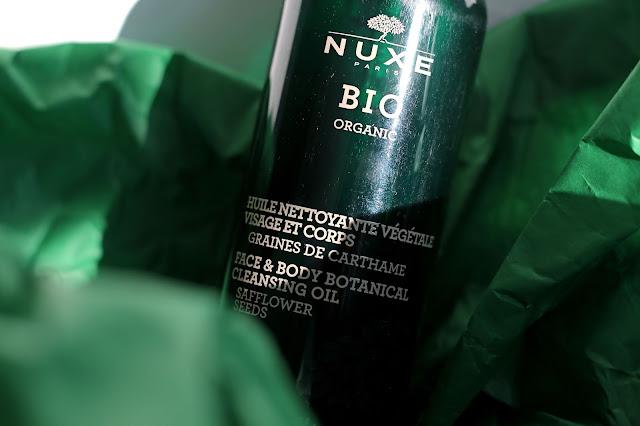 nuxe bio olejek