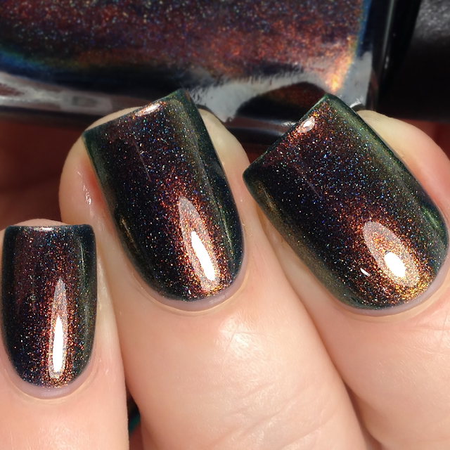Lollipop Posse Lacquer-The Final Sacrifice