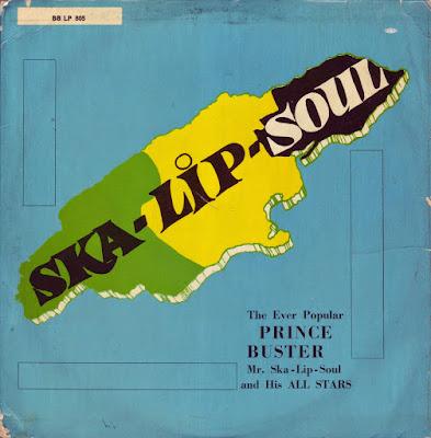 PRINCE BUSTER - Ska-Lip-Soul (1965)