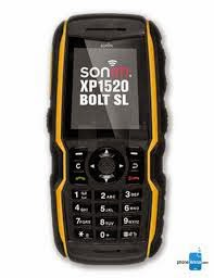spesifikasi hape outdoor Sonim XP1520 BOLT SL