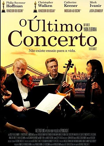 O Último Concerto BDRip AVI Dual Áudio + RMVB Dublado