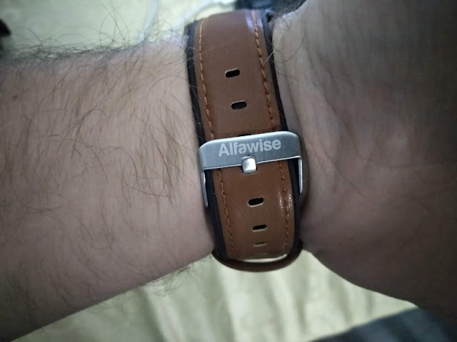 Alfawise Watch 6 - Review