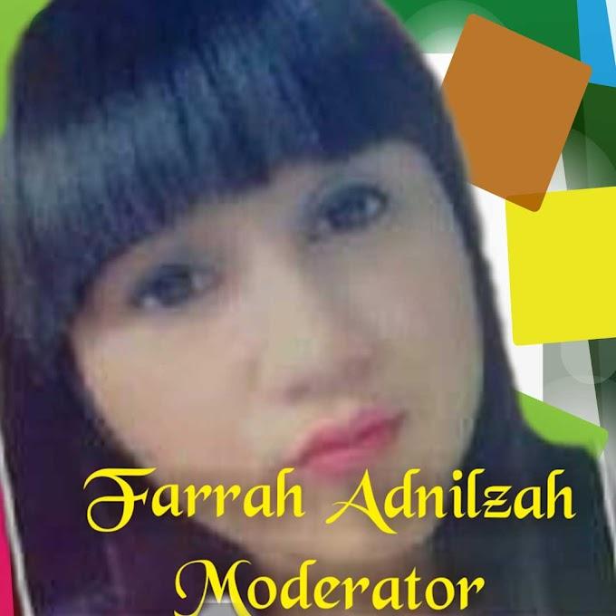 ADMIN: Farrah Adnilzah Ron