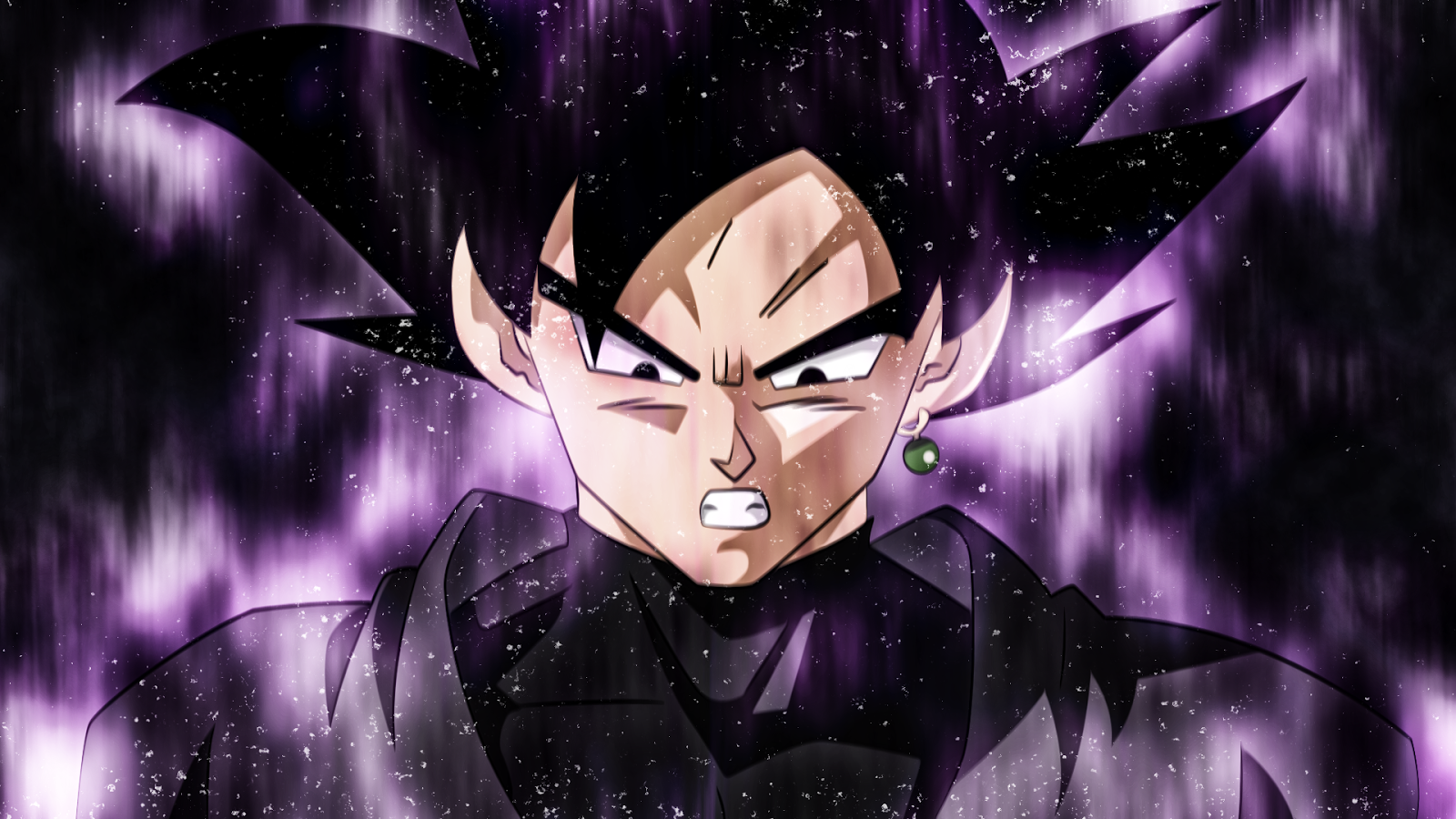 Black Goku Wallpapers & Picture ~ Latest Anime Wallpapers