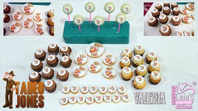 mini cupcakes cookies galletas cakepops dulces mesa dulce tadeo jones laia's cupcakes puerto sagunto