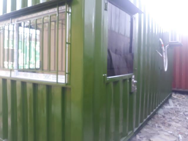 Cho Thuê Container 20F Tại Tây Ninh Làm Văn Phòng