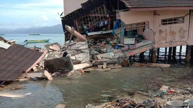 Innalillahi, Jumlah Wafat dari Gempa Ambon Terus Bertambah