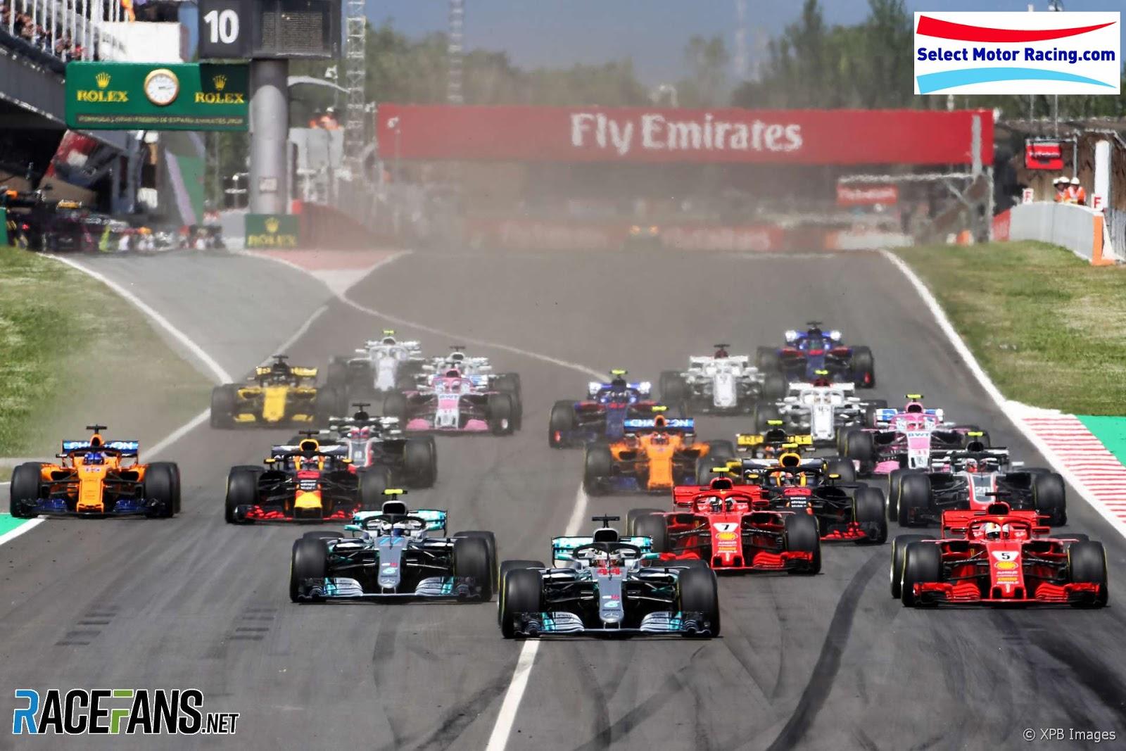 Formula 1 - 2019 Season