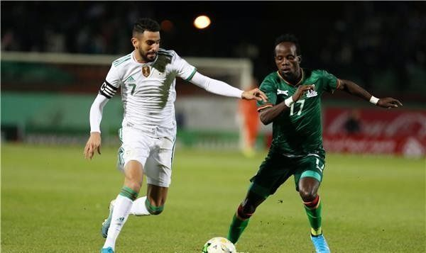 تقرير مباراة الجزائر أمام موريتانيا لقاء ودي