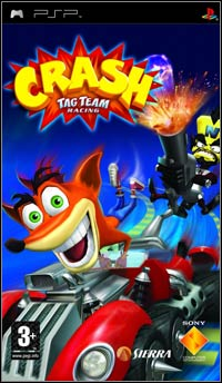 Crash Tag Team Racing [PSP - EUR] Español [MEGA]