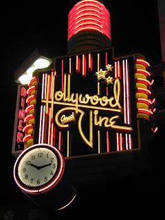 Alternate Hollywood Sign