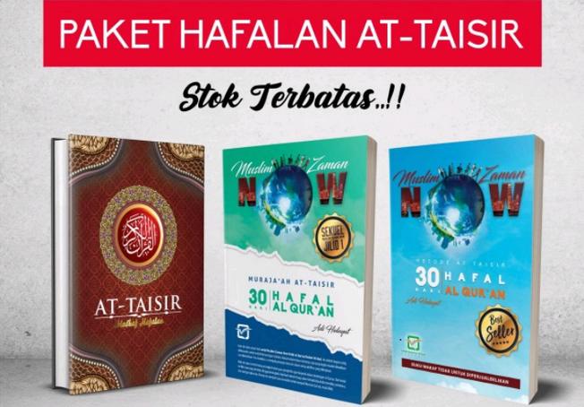 Paket Hafalat AT-Taisir