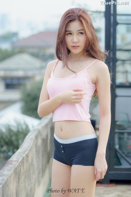 Image Thailand Cute Model - Supansa Yoopradit - Sky, Windy & Lookpla - TruePic.net - Picture-4